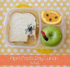 April Fools Day lunch
