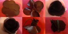 leather rose how to