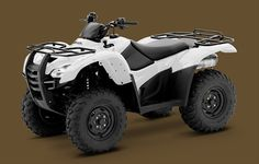 There are new model Honda ATVs producers. If you love the outdoors and riding on forest trails then in 2014 Honda FourTrax Rancher AT ideal model for you. Honda FourTrax Rancher AT is a model which raises engine type 420cc liquid-cooled OHV semi-dry-