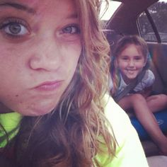 My little sister! <3