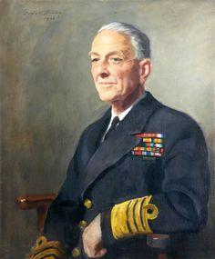 Admiral Sir Neville Syfret