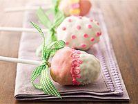 Crispy Rice Easter Egg Pops