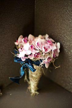 pink, sweet bouquet