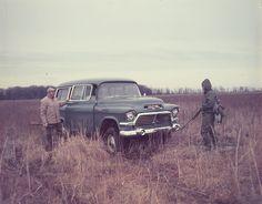 1957 GMC Suburban 4X4