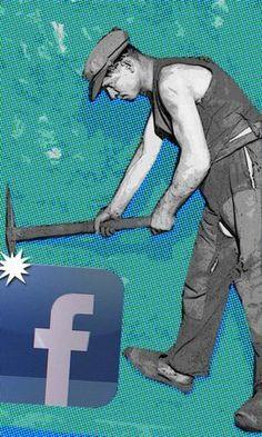 Los mineros de Internet