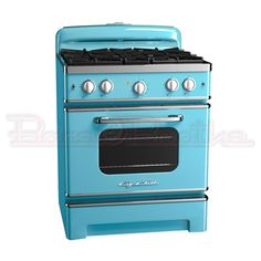 Big Chill Retro Stove: $$$$$