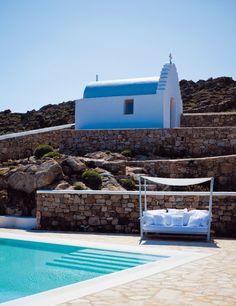 tiny chapel | Mykonos