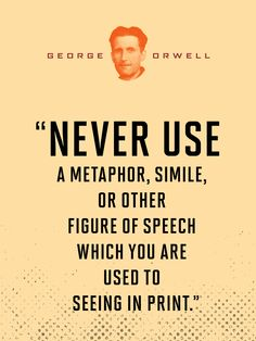 politics and the english language george orwell thesis