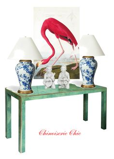 Chinoiserie Chic: Trending - Malachite and Chinoiserie and an Inspiration Board