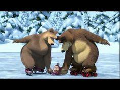 Masha and the Bear - Holiday on Ice