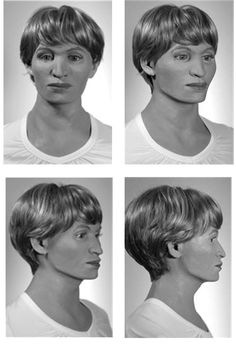 Pictured above is a skeletal reconstruction of the victim.    On December 30th, 1984 the remains of a young woman were found in a ditch on a sparsely travelled gravel township road, south of the Hamlet of Newburgh, near Napanee, Ontario.  The young woman has never been identified and her murderer(s) have never been caught.  If anyone has information about the identity of this woman or her murderer(s) they are asked to call Napanee OPP at 613-354-3369 or Crime Stoppers.