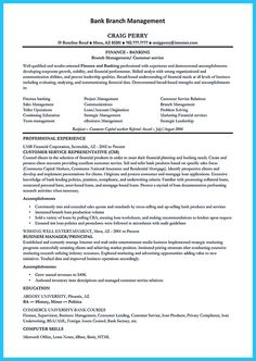 Job Application Letter To A Bank