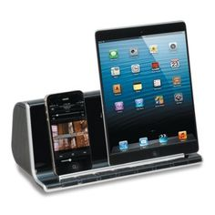 Bluetooth Speaker & Charging Dock
