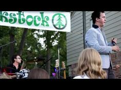 """JTX performing """"Somewhere With You"""" Frinkstock in Berkley, MI.  This song was written by JTX for Kenny Chesney."""