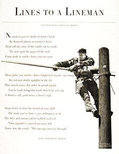 Lineman Creed