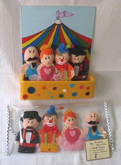 cute circus set