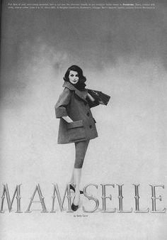 September Vogue 1959