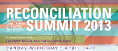 Reconciliation Summit - Seattle Pacific University