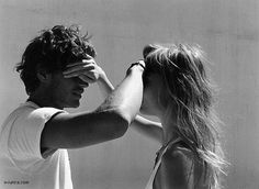 """""""People should fall in love with their eyes closed."""" ― Andy Warhol"""