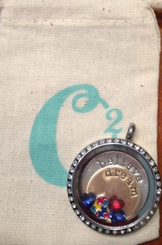 Autism Awareness Origami Owl Living Locket