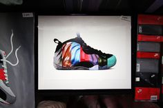 Nike Foamposite life