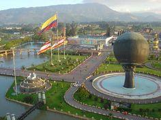 Parque Jaime Duque, Colombia