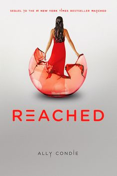 Read Matched and savoring Crossed. If you liked Hunger Games.....