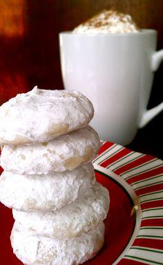 Walnut Kiss Cookies (Tea Cakes)