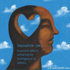 sapiophile definition