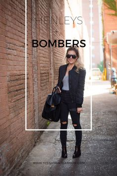 Henleys and bombers