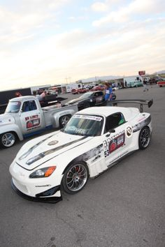 Charles San Gil's 2000 Honda S2000 at the 2010 #OUSCI