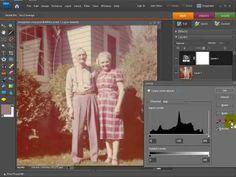 ▶ Restore Old Photos, Part 2
