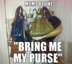 Mom requests…