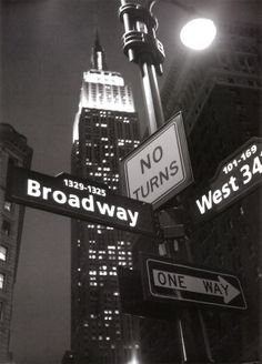 Broadway, New York City