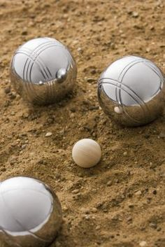 How to Construct a Bocce Ball Court
