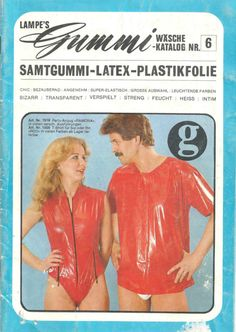Lampe Gummi-Katalog for sale on eBay