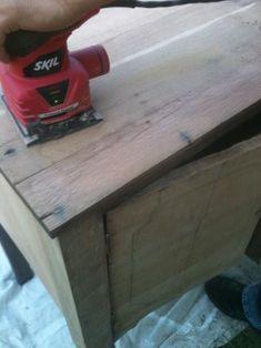 old furniture, how to refurbish furniture, refurbishing furniture, refinishing furniture tutorial