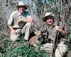 """""""First Safari in Africa"""" Short Story by MidwayUSA CEO/Founder Larry Potterfield 