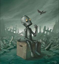 Nice one  #geek #geeky #art #robots