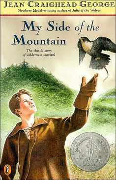 My Side of the Mountain  Great for tweens and adults!  My favorite book as a kid!