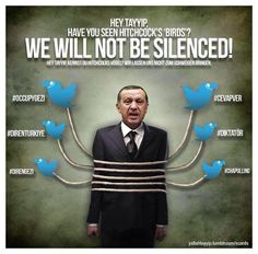 We will not be silenced!