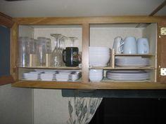Elegant Storagespace Saving Ideas For The 1339 Boler  Fiberglass RV