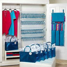 This is your year to get organized -- and why wait 'til Spring?
