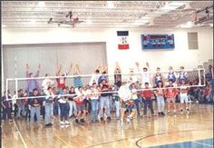 Story about a one man volleyball team?!? You have to read it to believe it!