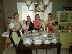 Skinny Mom Eats: 12 Freezer Meals for $70