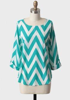 chevron patterns, blouses, fashion, cloth, style