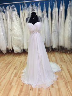 Beautiful destination #wedding dress