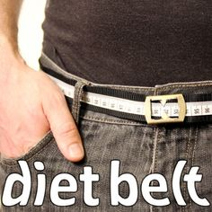 diet belt. so smart