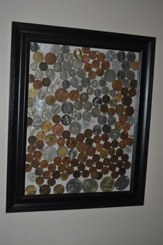 Cool idea for all those foreign coins you forget to spend.