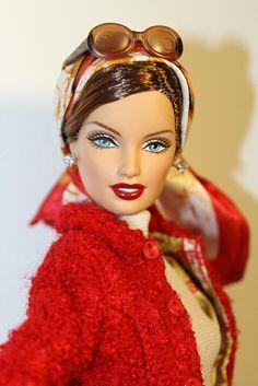 Barbie Ferrari